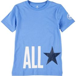 Converse Big Boys Short Sleeve All Star T-shirt