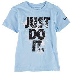 Nike Little Boys Wild Run Just Do It T-Shirt