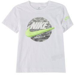 Nike Little Boys Futura Tide Pool T-Shirt