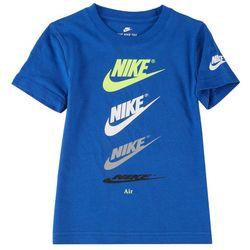 Nike Little Boys Cascading Logo T-Shirt
