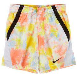 Nike Little Boys Tie Dye Shorts