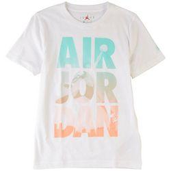 Jordan Big Boys Dunk Fade T-Shirt