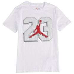 Jordan Big Boys 23 Game Time T-Shirt