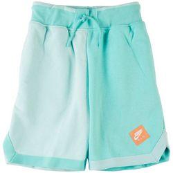 Jordan Big Boys Jumpman Colorblocked Shorts