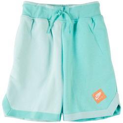 Big Boys Jumpman Colorblocked Shorts