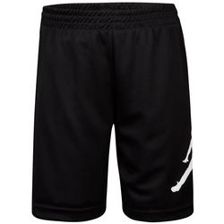 Big Boys Jumpman Wrap Mesh Shorts