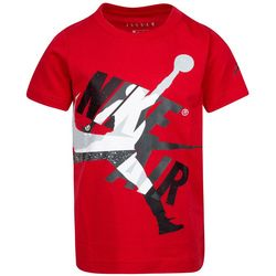 Jordan Big Boys Short Sleeve Jumpman OS Classic T-shirt