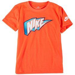 Nike Little Boys Thunder Block Logo T-Shirt