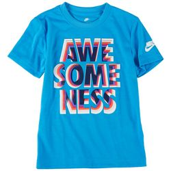Nike Little Boys Awesomeness T-Shirt