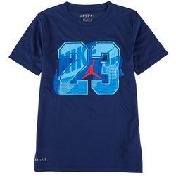 Jordan Big Boys Dri-Fit Jumpman T-Shirt