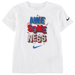 Nike Little Boys Awesomeness T-Shirt