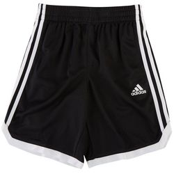 Adidas Big Boys Iconic Mesh Shorts