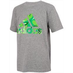 Big Boys Camo Fill Short Sleeve T-Shirt