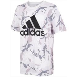 Big Boys Camo Short Sleeve T-Shirt