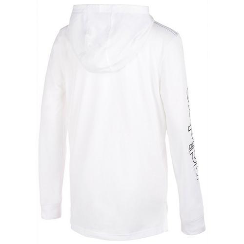 T-Shirt Under Armour Linear Wordmark SS Fille