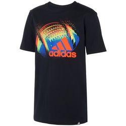Adidas Big Boys Sports Vibe Short Sleeve T-Shirt