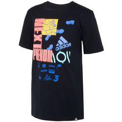 Adidas Big Boys Next Phenom Short Sleeve T-Shirt