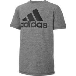 Big Boys ClimaLite Big Logo T-Shirt