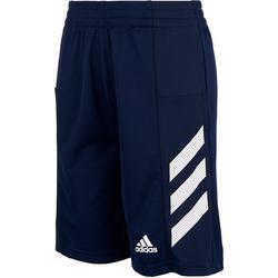 Big Boys Sport 3-Stripe Shorts