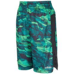Big Boys Core Camo Mesh Shorts