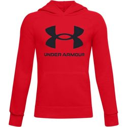 Under Armour Big Boys Rival Hoodie
