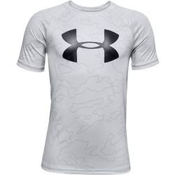 Under Armour Big Boys UA Tech Big Logo Print T-Shirt