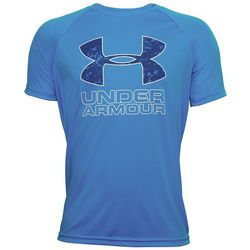 Under Armour Big Boys Print Fill Promo T-Shirt