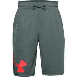 Under Armour Big Boys Prototype Super Pro Logo Shorts