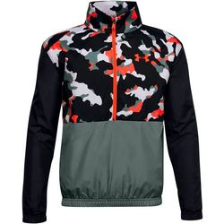Under Armour Big Boys UA Camo Mesh Jacket