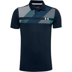 Under Armour Big Boys Performance Novelty Golf Polo Shirt