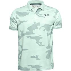 Big Boys Performance Camo Golf Polo Shirt