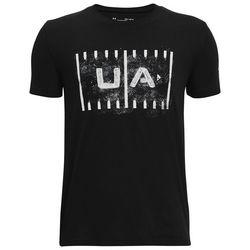 Under Armour Big Boys Football Field Logo T-Shirt