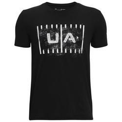 Big Boys Football Field Logo T-Shirt