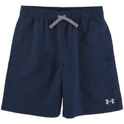 Big Boys Woven Logo Shorts