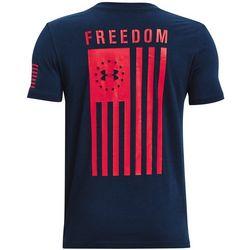 Under Armour Big Boys UA Freedom Flag T-Shirt