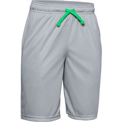 Under Armour Big Boys Solid Prototype Wordmark Shorts