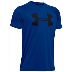 Under Armour Big Boys Solid UA Tech Big Logo T-Shirt