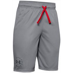 Under Armour Big Boys UA Prototype Americana Shorts
