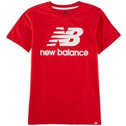New Balance Big Boys Logo Core T-Shirt