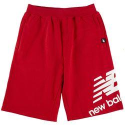 New Balance Big Boys Lifestyle Fleece Shorts