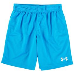 Under Armour Little Boys Solid Logo Shorts