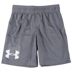 Little Boys Rising Logo Shorts