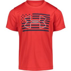 Little Boys UA Flag T-Shirt