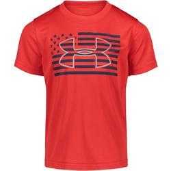 Little Boys UA Flag T-Shirt