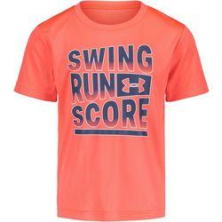 Under Armour Little Boys Swing Run Score T-Shirt