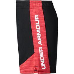 Under Armour Little Boys Block Logo Shorts