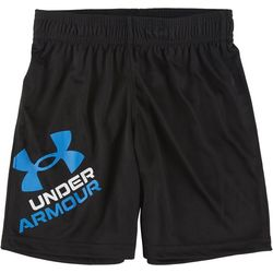 Under Armour Little Boys Prototype Logo Shorts