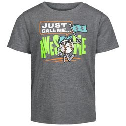 Under Armour Little Boys Just Call Me Awesome T-Shirt