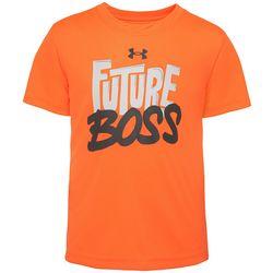Under Armour Little Boys Future Boss T-Shirt