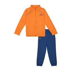 Little Boys Crazy For Wins Jacket Set